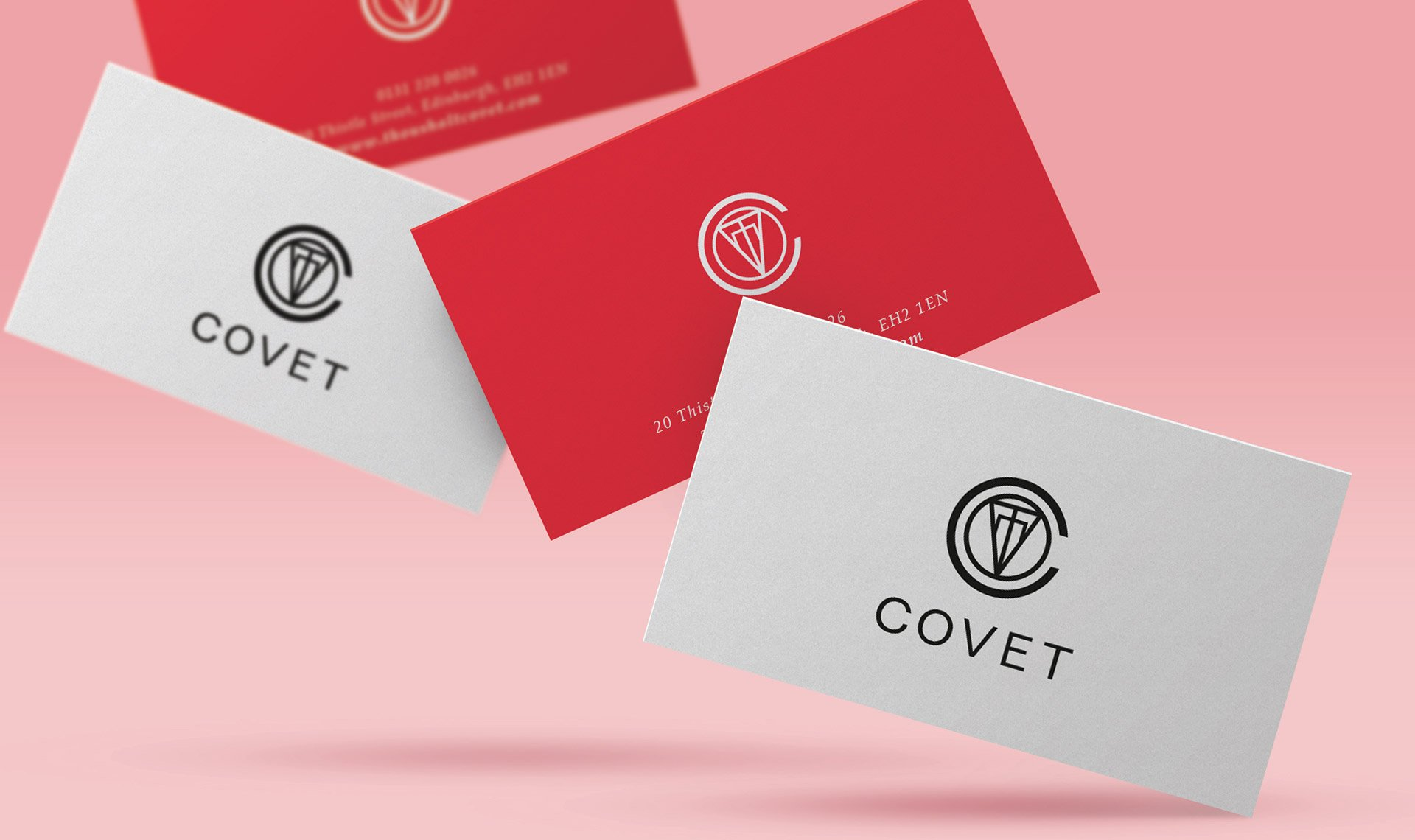 Cover business cards