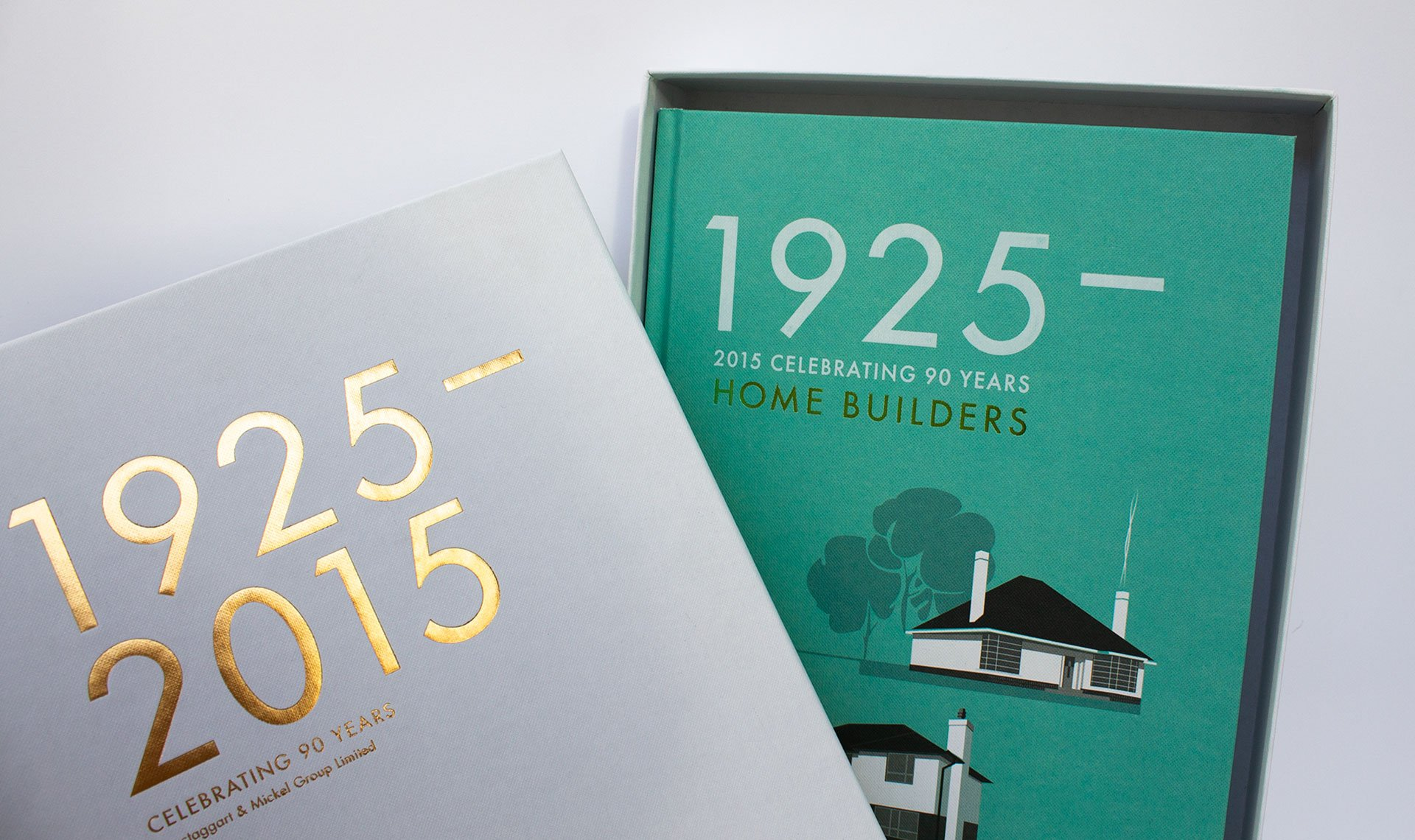 Home Builders book cover design