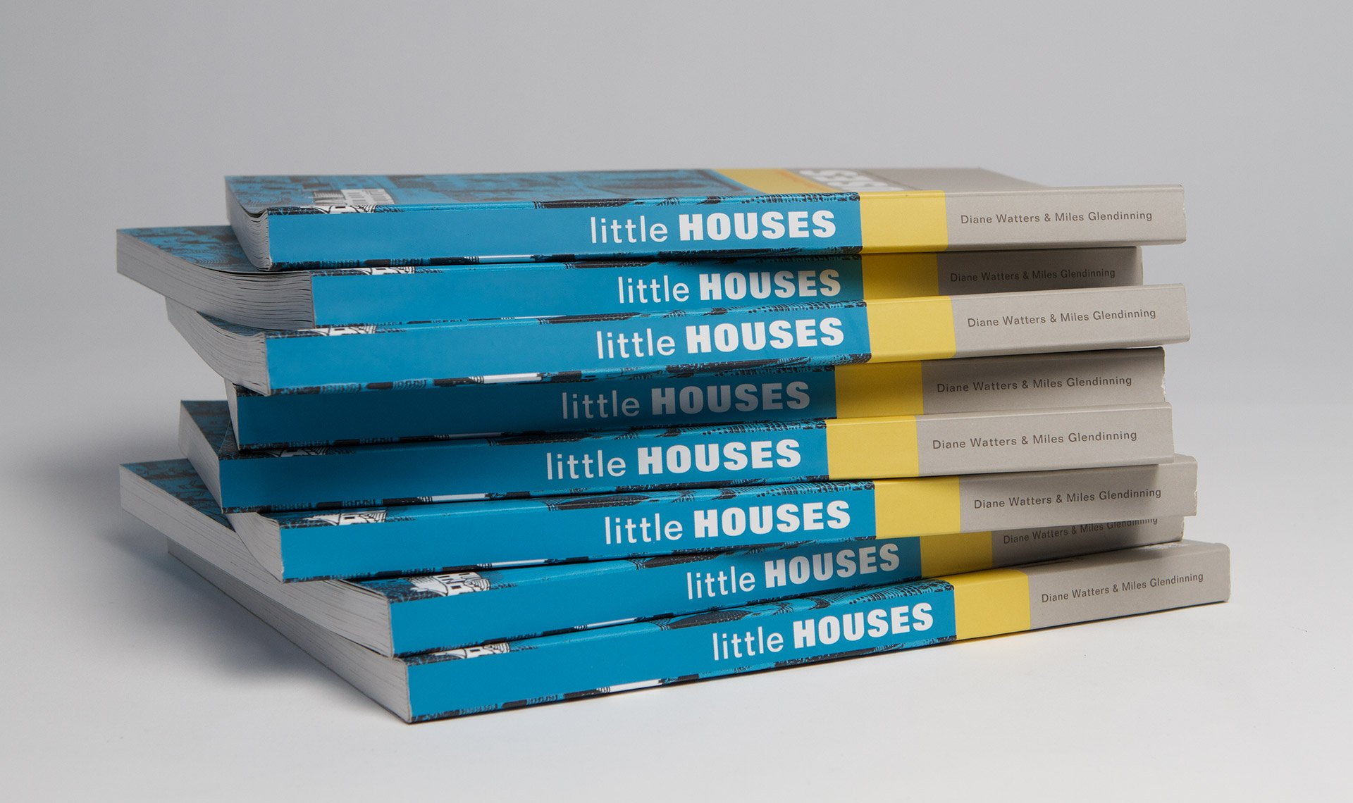 Little houses book design