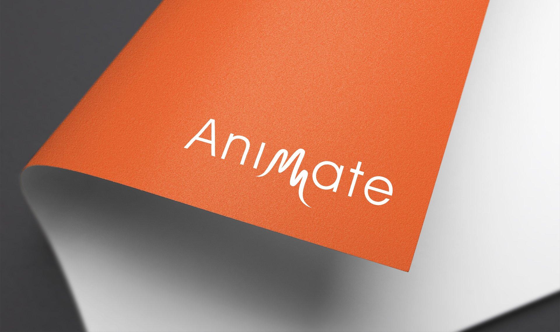 Animate logo
