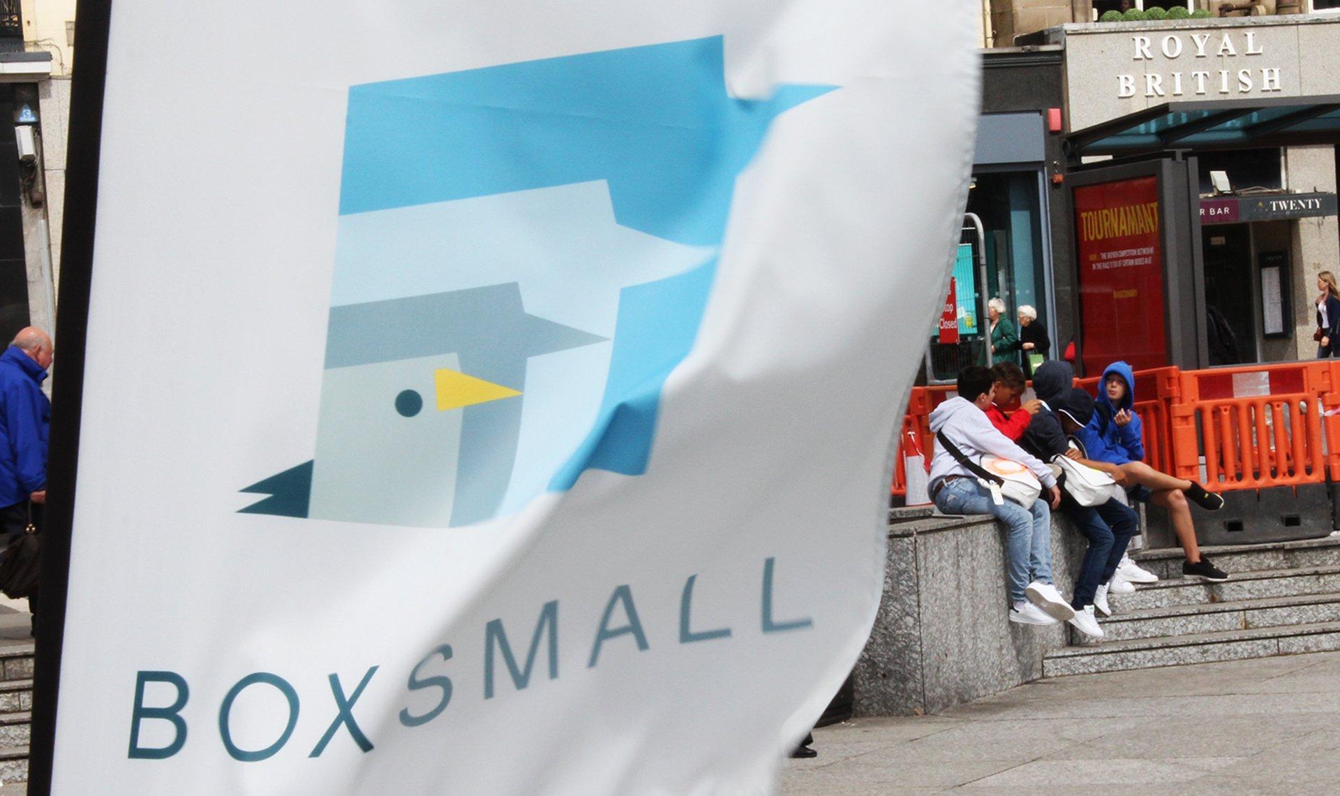 BoxSmall Flag