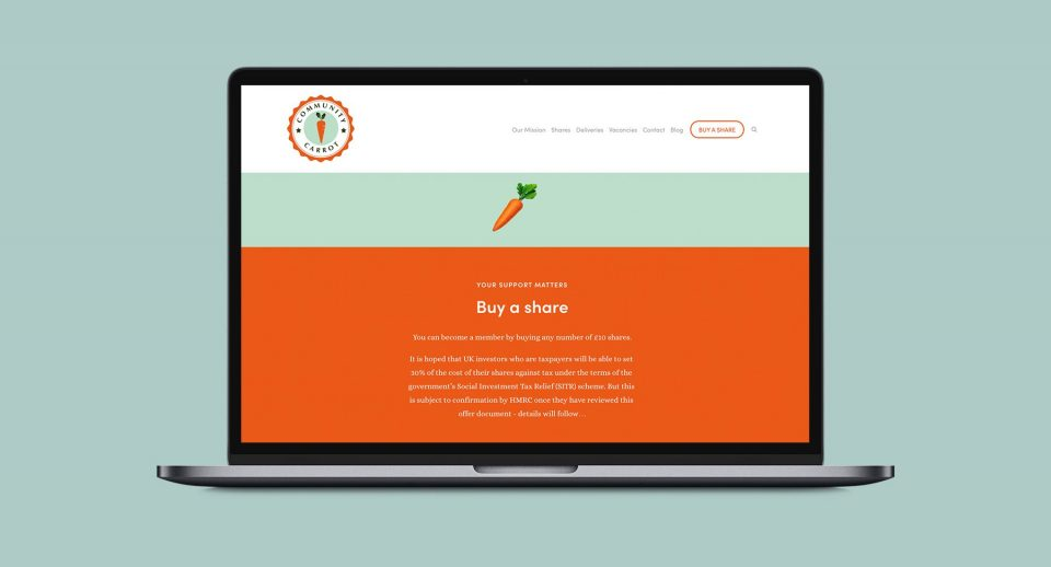 Community Carrot