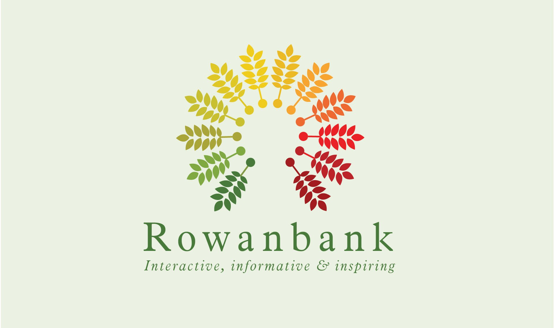 RowanBank Environmental Arts logo